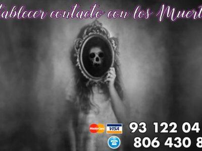 establecer contacto con los muertos