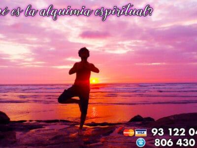 ¿Qué es la alquimia espiritual?