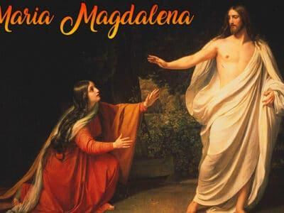 la verdadera historia de Maria Magdalena
