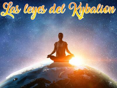las siete leyes universales del Kybalion