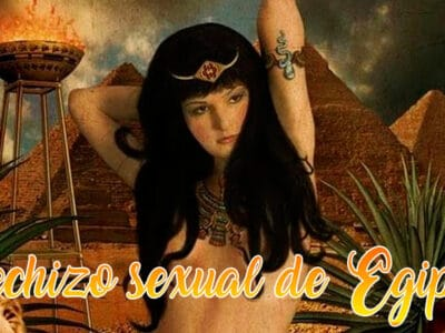Hechizo sexual de Egipto